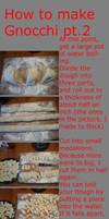 How to make Gnocchi pt2