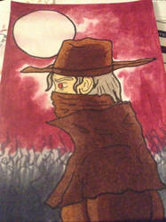 A hunter is a hunter ATC#3 by AngelicAdonis