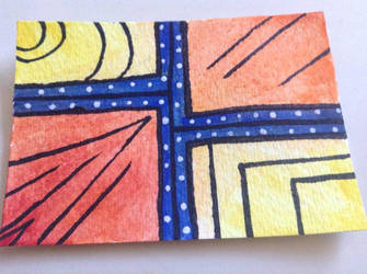Abstract 1 ATC#9 by AngelicAdonis