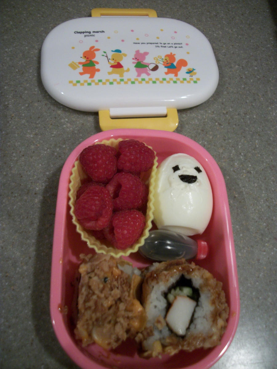 7/9/12 bento by HarvesterofPearls