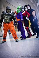 Mega Con - Joker Villains by Rebecca-Manuel