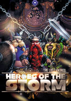 The lost Vikings of Heroes of the Storm by Smucked