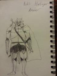 Ash's Harbinger Armour