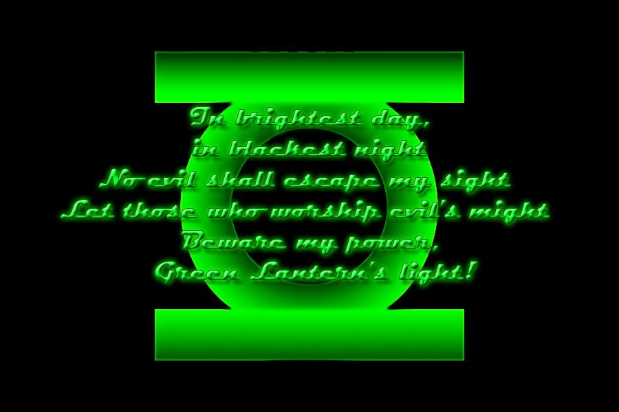 green lantern oath wallpaper - photo #17