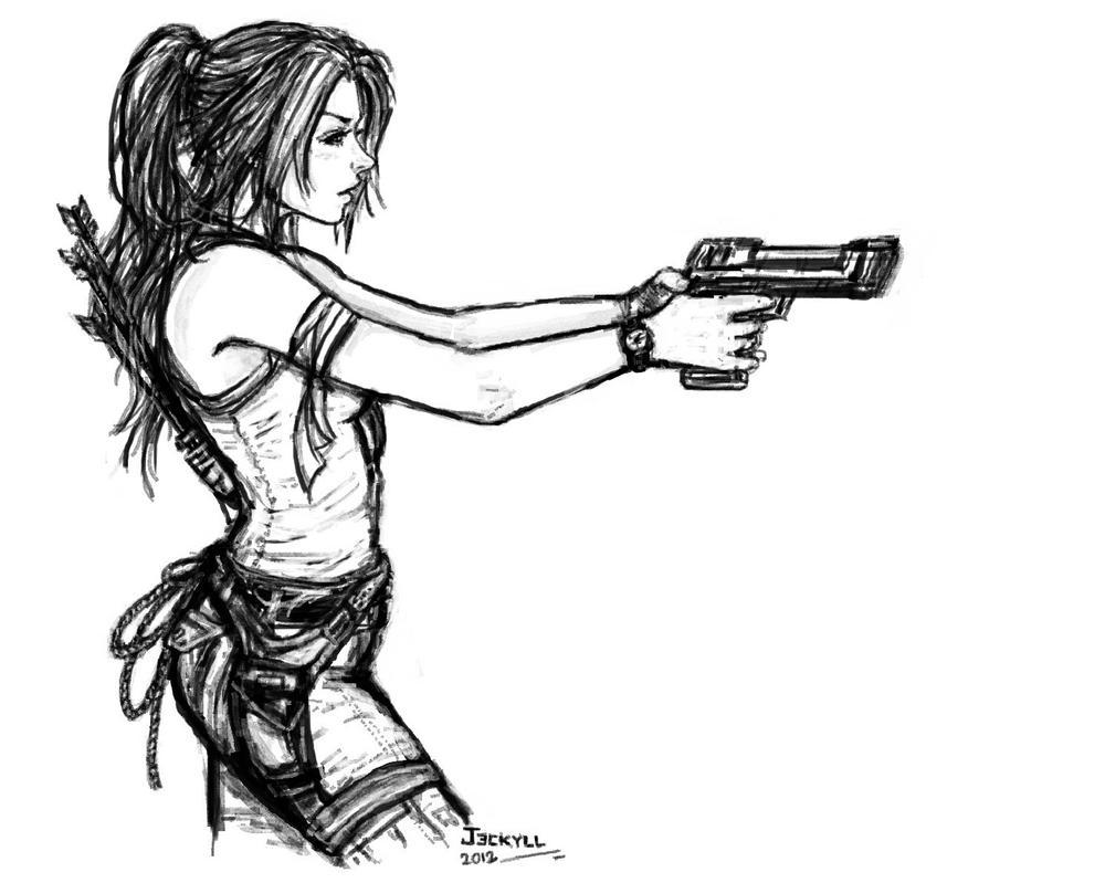 Gun Shy by J3ckyll