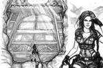 Lara Croft and the Kingdoms of ZulQarnain