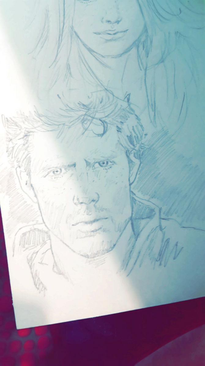 Sketch1 by J3ckyll