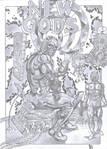 New Gods by GwynplaineLeMat