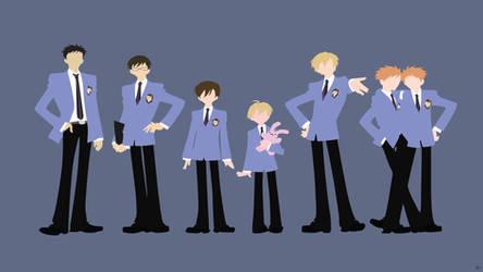 {Ouran High School Host Club}