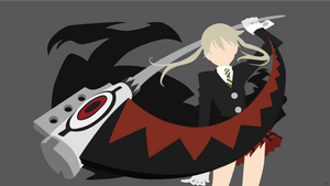Maka Albarn {Soul Eater} by greenmapple17