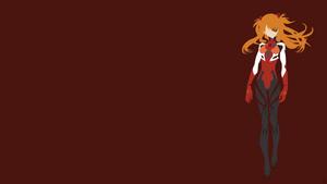 Asuka Shikinami {Neon Genesis Evangelion} by greenmapple17
