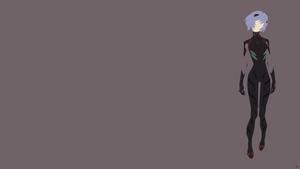 Rei Ayanami#2 {Neon Genesis Evangelion} by greenmapple17