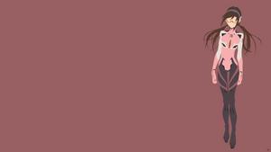 Makinami Mari {Neon Genesis Evangelion} by greenmapple17