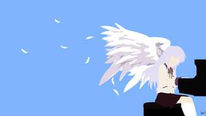 Kanade Tachibana {Angel Beats} by greenmapple17