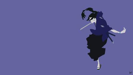 Jin {Samurai Champloo} by greenmapple17