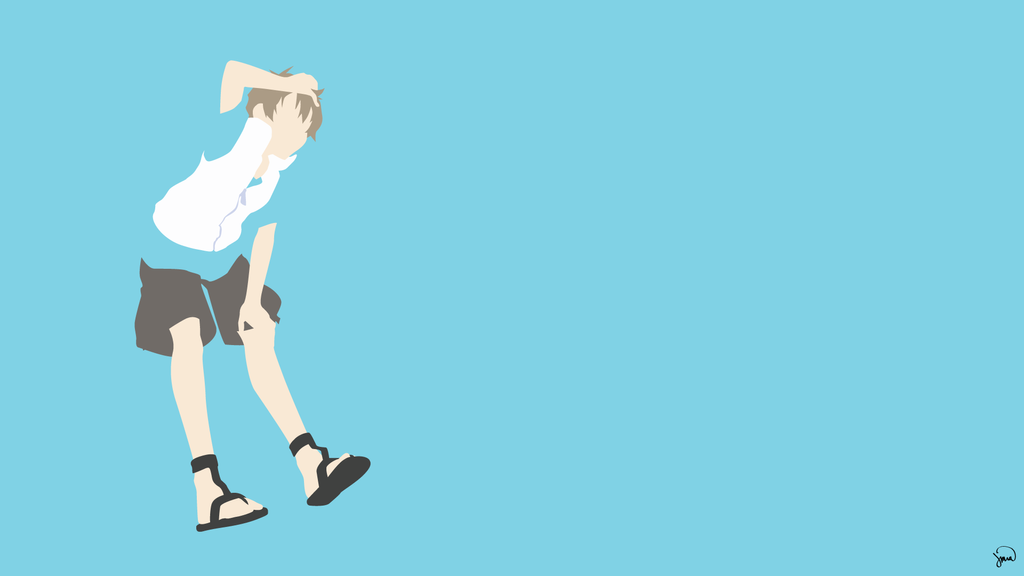 Hibiya Amamiya (Mekaku City Actors) Minimalism by greenmapple17 on ...