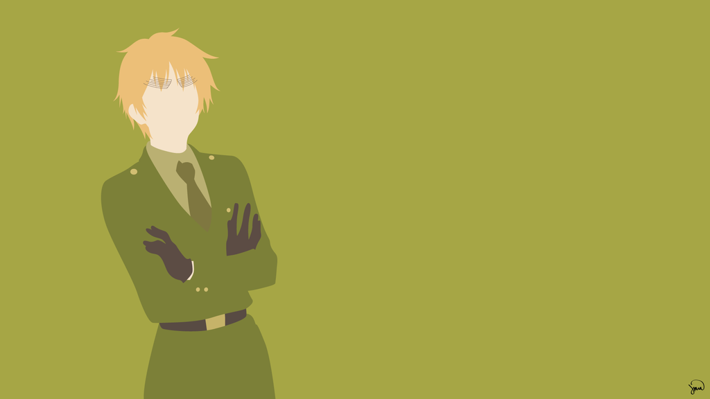 england hetaliaaxis powers minimalist wallpaper by