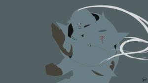Alphonse Elric (Fullmetal Alchemist) Minimalism