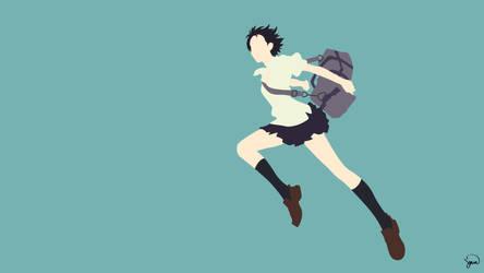 Konno Makoto {Toki wo Kakeru Shoujo}