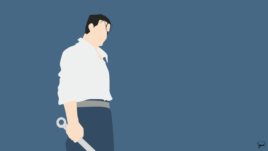 Wrath Fullmetal Alchemist Minimalist Wallpaper By Greenmapple17