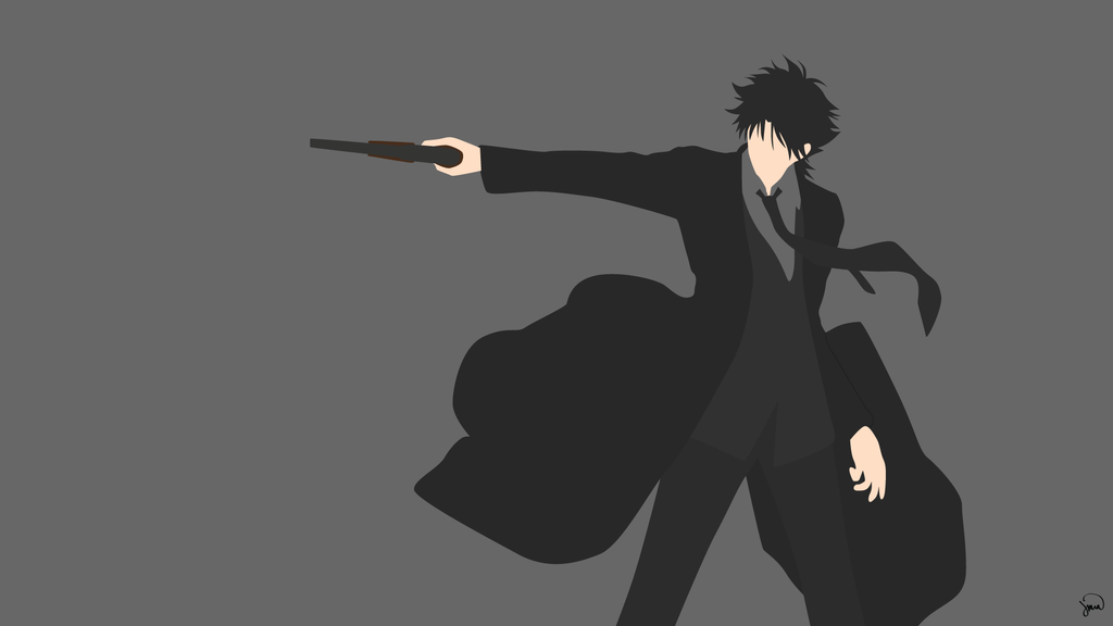 Kiritsugu emiya fate zero minimalist wallpaper by for Deviantart minimal wallpaper