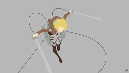 Attack On Titan On Minimalistic Animoo Deviantart