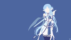 Yuuki Asuna#3 {Sword Art Online} by greenmapple17