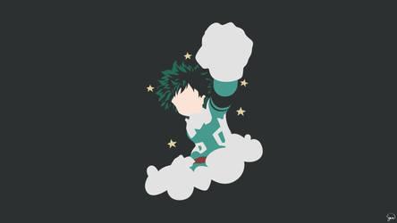 Izuku Midoriya {Boku no Hero Academia}