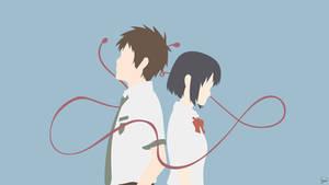 Taki/Mitsuha {Kimi no Na wa.}