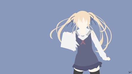 Eriri Spencer Sawamura {Saekano} by greenmapple17