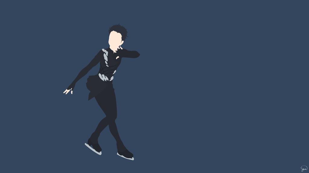Yuri Katsuki {Yuri!!! on Ice} by greenmapple17