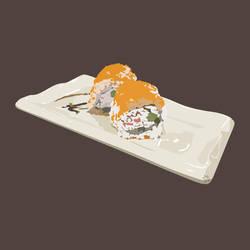 Sushi // Vector