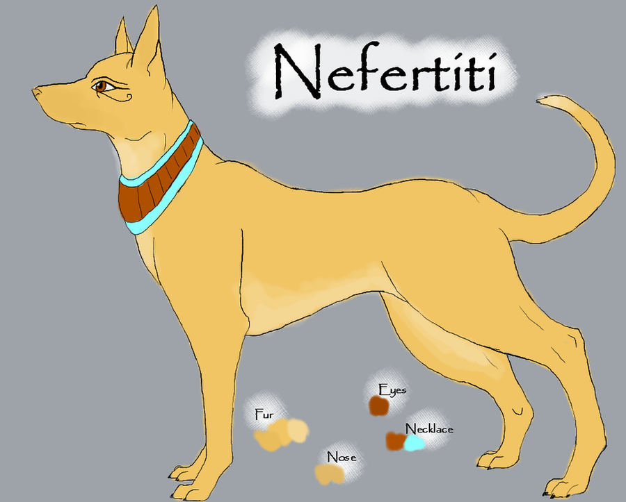 Nefertiti ref by Hinami