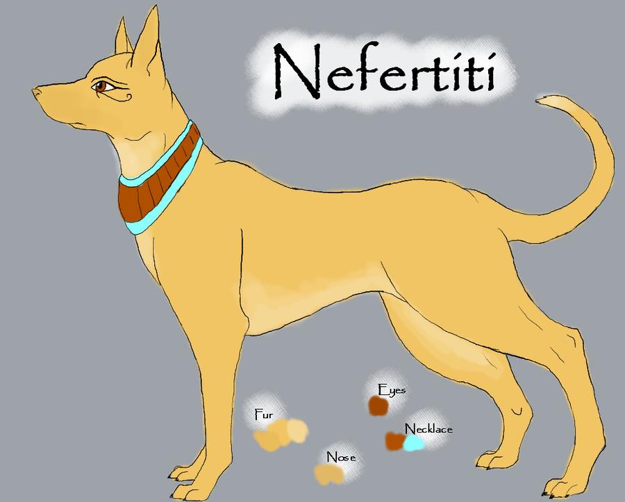 Nefertiti ref by Hinami