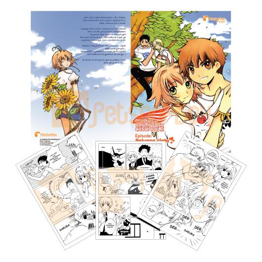 Doujinshi Tsubasa Chronicle By Petshop-studio On DeviantArt