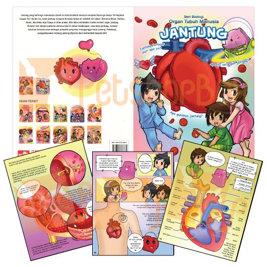 Buku Seri Biologi: Jantung
