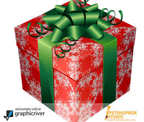 Gift box by petshop-studio