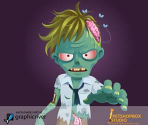 zombie by petshop-studio