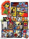 Gamestation Comics August-01