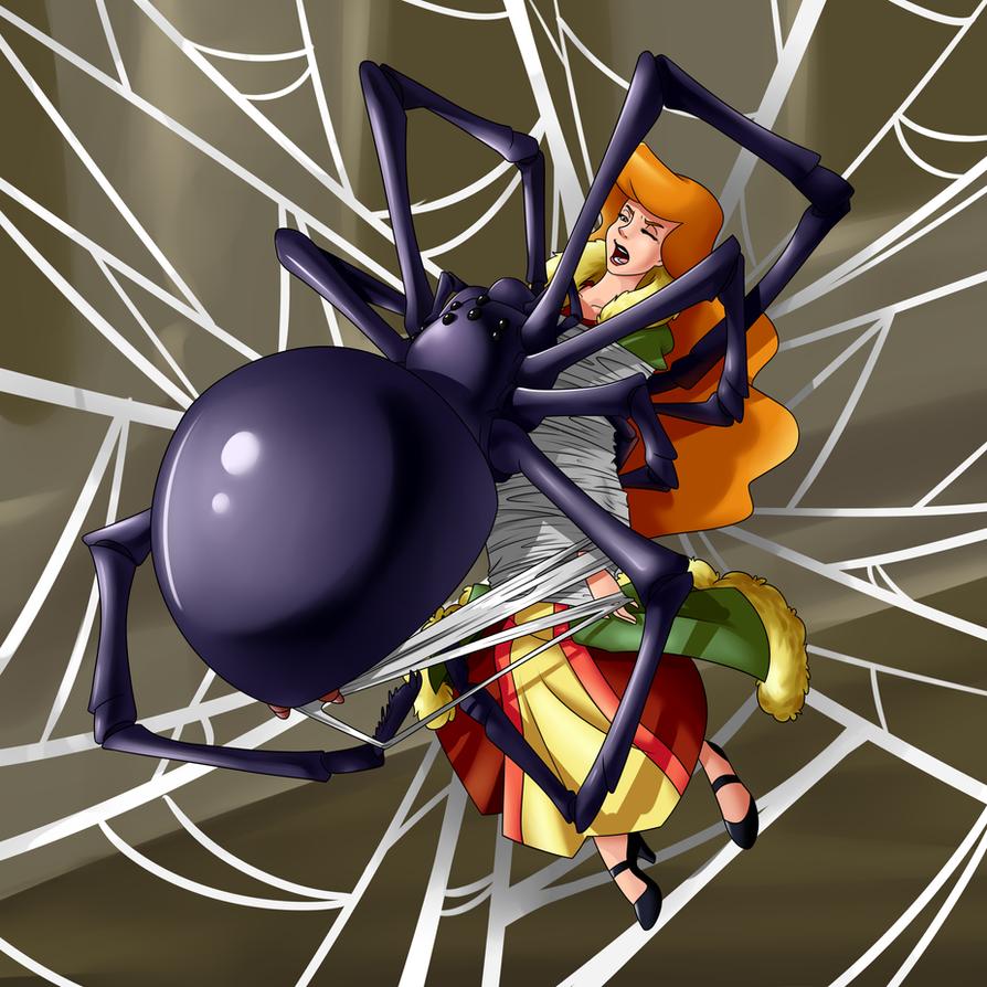 Evil Queen Kumuppins by spiderweber