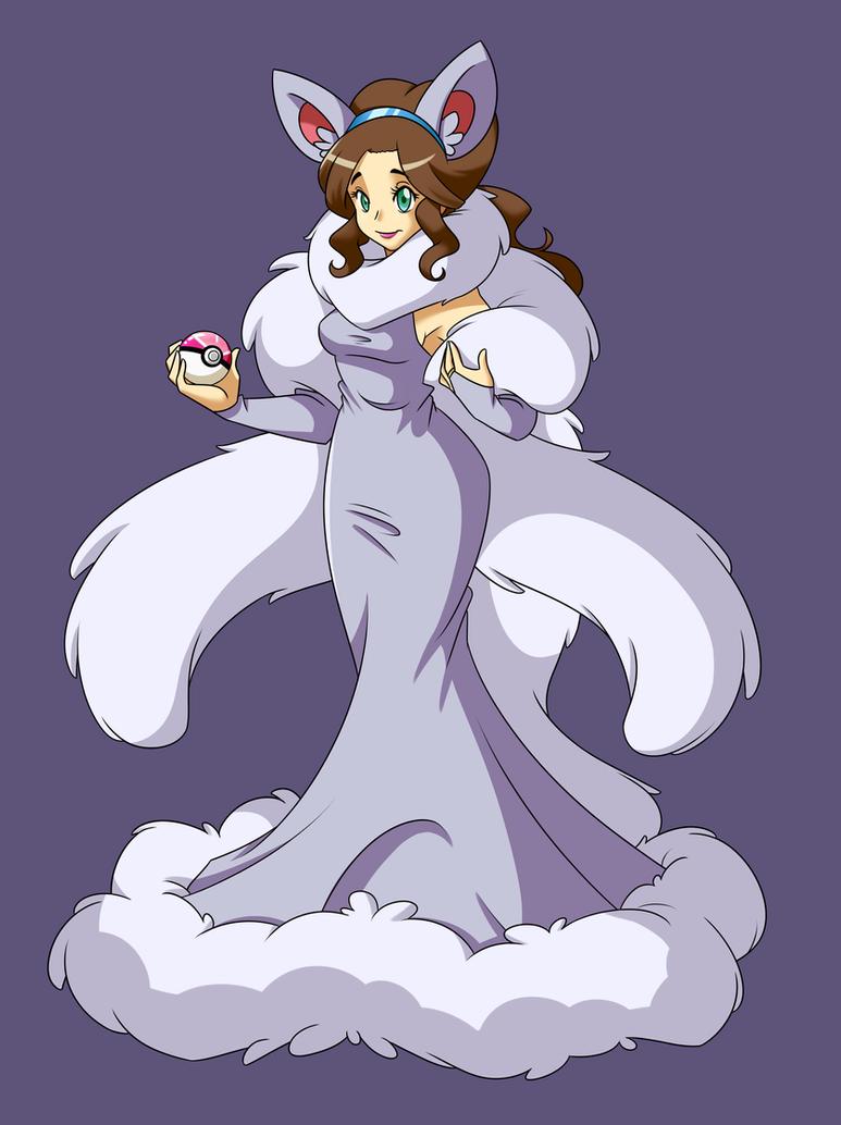 Minccino Dress by spiderweber