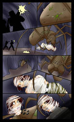Something Familiar 2: Arachnid (Part 3) by spiderweber