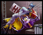 Jokes on You Batgirl