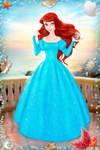 Ariel on the balcony
