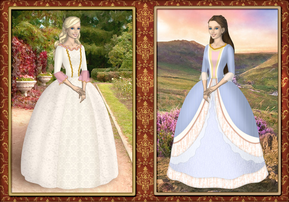 The Princess And The Pauper The Other Dresses By