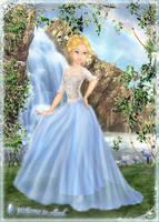 Model Challenge - Dawn - Round 10 - Prom dress by Arrelline