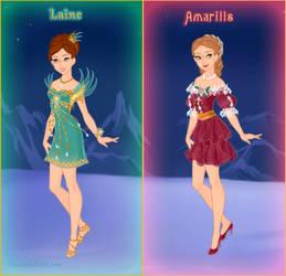 Fashion Challenge - Presentation by Arrelline