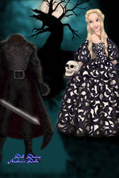 The horror of Sleepy Hollow by Arrelline