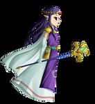 Princess Hilda by Icy-Snowflakes