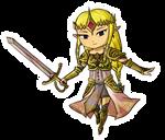 Hyrule Warriors: Princess Zelda -WW Style-